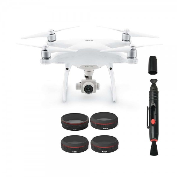 PHANTOM 4 PRO FILTER 4PACK