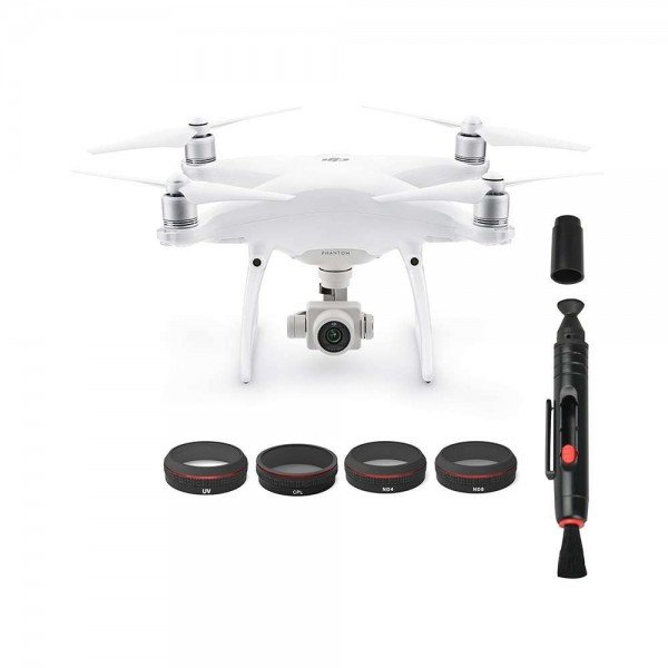 PHANTOM 4 PRO 4-PACK ESSENTIAL