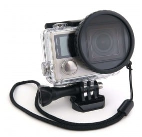 GOPRO HOUSING GRAD FILTER 3-PACK