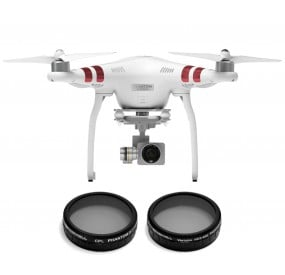 DJI PHANTOM 3 FILTER 2-PACK