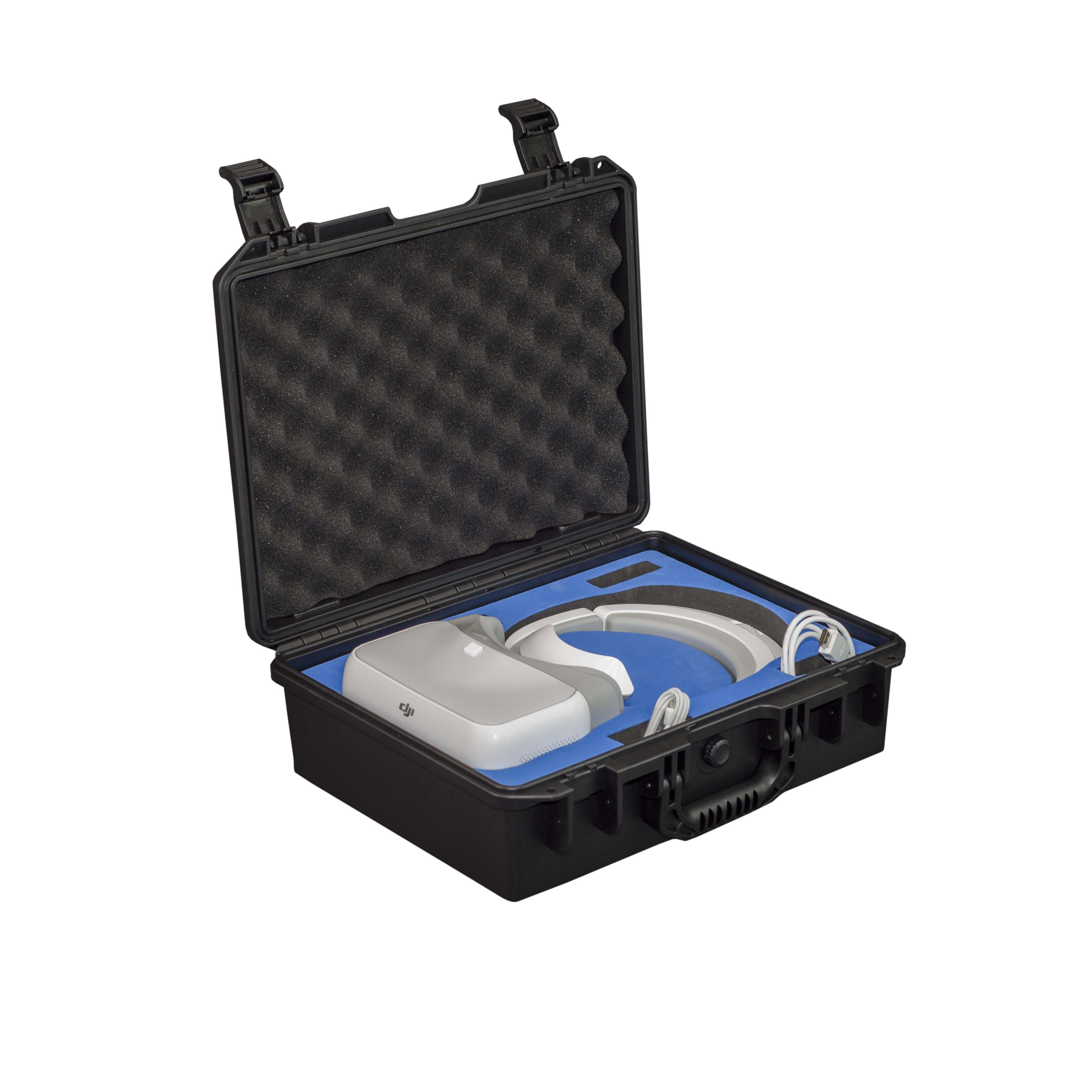 Dji Goggles Waterproof Carry Case Freewell Gear