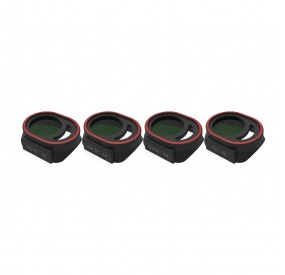 DJI SPARK FILTER 4-PACK - BRIGHT DAY