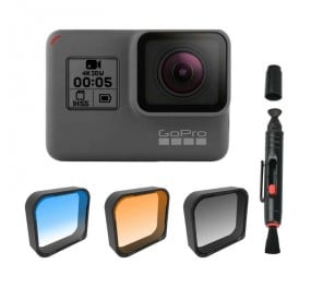 HERO 6 BLACK GRAD FILTER 3-PACK