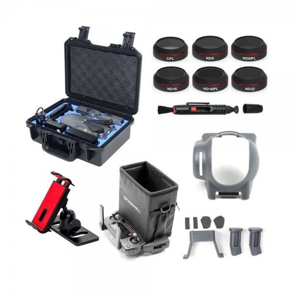 DJI MAVIC PRO PLATINUM STARTER ACCESSORIES BUNDLE
