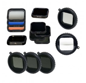 GOPRO HERO5/6 FILMMAKERS FILTER KIT
