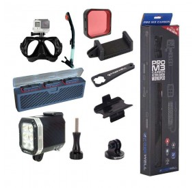 GOPRO HERO5/6 UNDERWATER BUNDLE