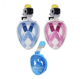 SNORKELING MASK FAMILY PACK