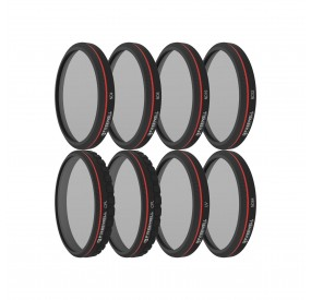 YUNEEC H520 E90 FILTERS - ALL DAY - 8-PACK
