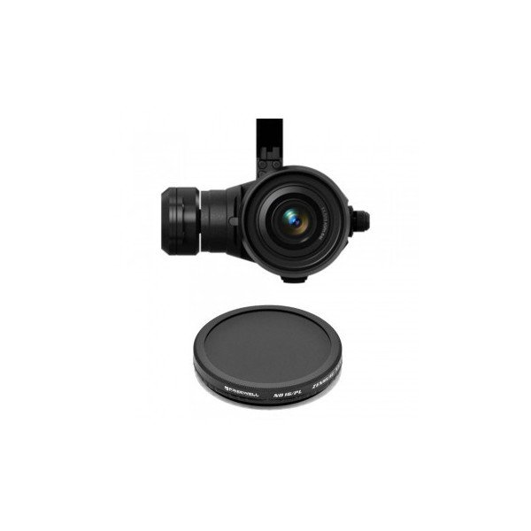 DJI ZENMUSE X5/X5R 2 IN 1 FILTER 1-PACK