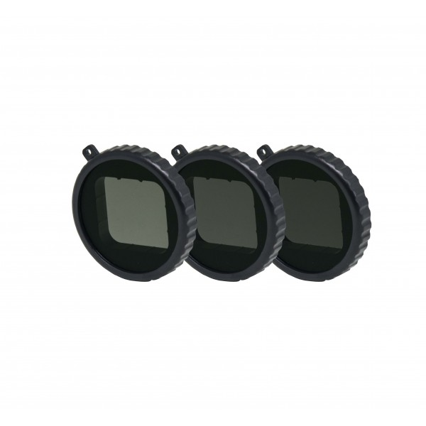 HERO5 BLACK HYBRID FILTER 3-PACK