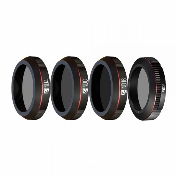 DJI MAVIC 2 ZOOM FILTERS - STANDARD DAY - 4PACK