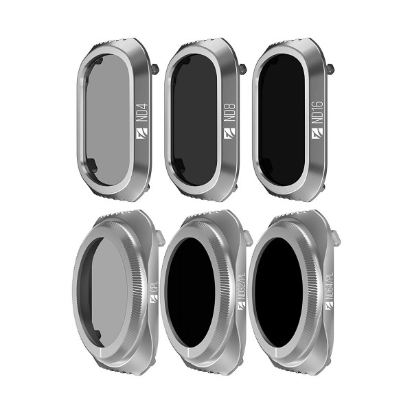 DJI MAVIC 2 PRO FILTERS BUDGET KIT 6 PACK