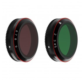 DJI MAVIC 2 ZOOM FILTERS VARIABLE ND 2PACK