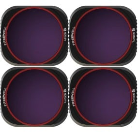 DJI MAVIC 2 PRO FILTERS - BRIGHT DAY - 4PACK