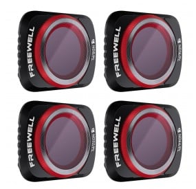 Freewell Anamorphic Lens Compatible with Mavic Air 2