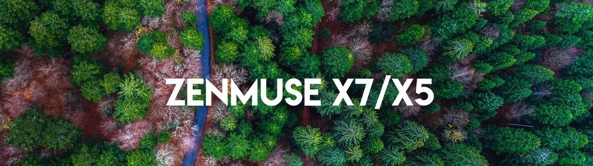 DJI Zenmuse X5S/X5/X5R Accessories