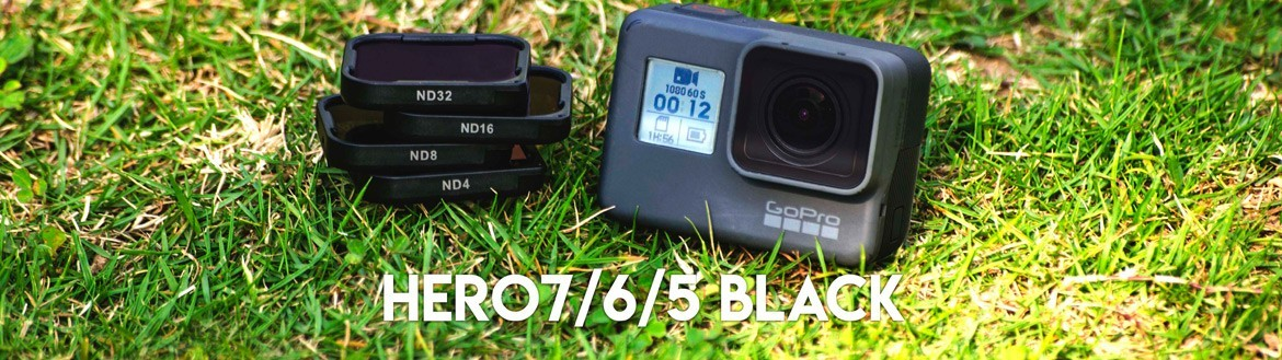 GoPro Hero5/6 Black Accessories