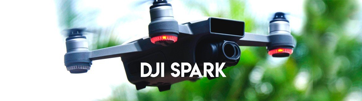DJI SPARK ACCCESSORIES | DJI SPARK FILTERS | FREEWELLGEAR